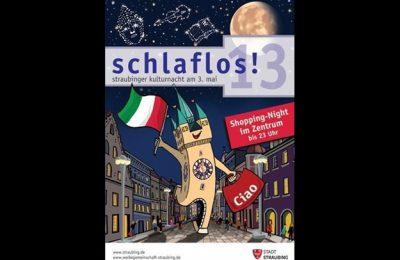 """""""schlaflos"""" in Straubing"""