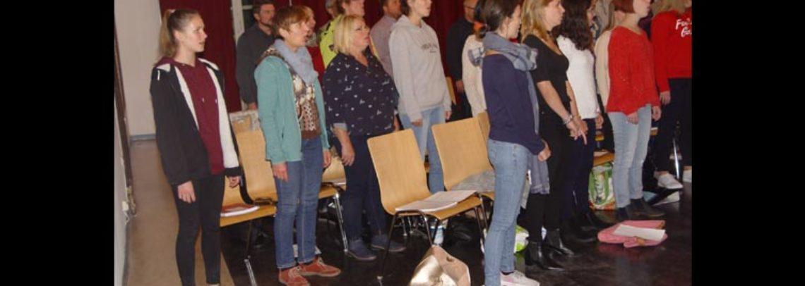 Weltliteratur in Noten | Crazy Musical Company beginnt mit Proben